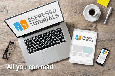 Espresso Tutorial Flatrate
