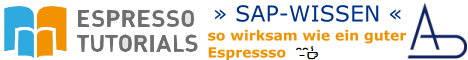 Espresso Tutorials Weiterbildung im SAP Umfeld