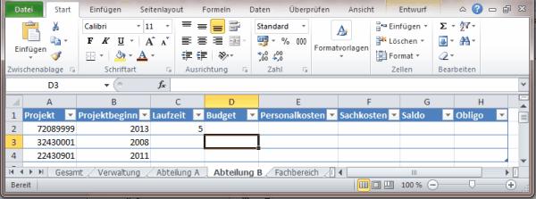 Andreas Unkelbach Blog - Inhaltsverzeichnis in Excel über vorhandene ...