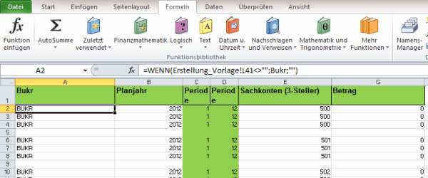 Andreas Unkelbach Blog - Excel Umgang mit Makros und Visual Basic ...