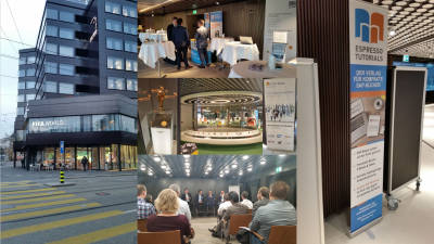 Eindr�cke FI CO Forum Infotage 2016 in Z�rich