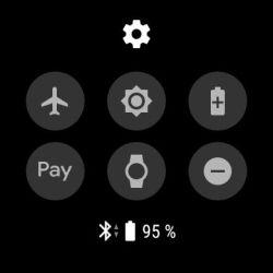 Touchdisplay Einstellungen vorheriges Modell