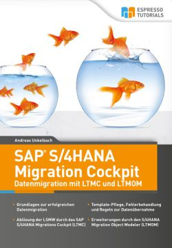 SAP S/4HANA Migration Cockpit - Datenmigration mit LTMC und LTMOM